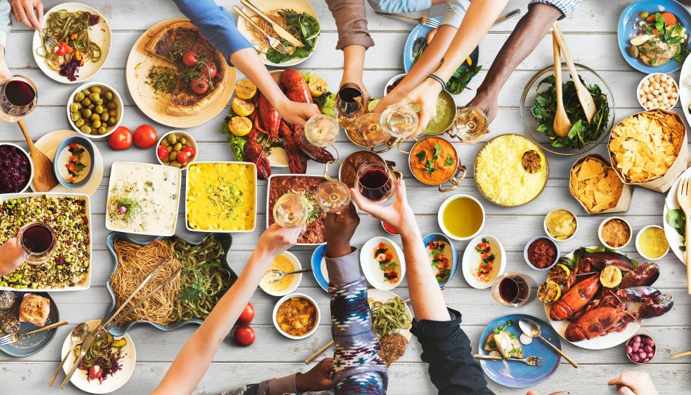 egészséges ebéd receptek